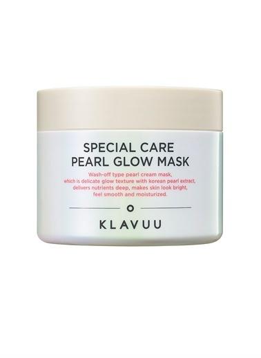 Klavuu Specıal Lıne İnci Özlü Parlatıcı Krem Maske Glow Mask (100 Ml) Renksiz